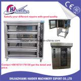 Máquina elétrica do forno do cozimento do pão da padaria do forno das bandejas do equipamento 4 da padaria