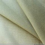 La circonvallazione ha lavorato a maglia il tessuto lavorato a maglia tricot scrivente tra riga e riga fusibile per usura di sport