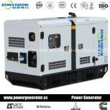 conjunto de generador silencioso estupendo de 200kVA 60Hz con Perkins Enigne