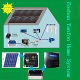 De zonne PV van het Systeem van het Huis Omschakelaar van het Systeem 24V-220V van de Levering van de Batterijen van de Macht 1kw Volledige