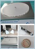 Macchina piana di vendita calda del gelato della frittura della vaschetta di Carzy 50cm grande