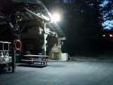 12W zonne Lichte Perzik allen in Één Zonne LEIDENE Straatlantaarn van de Tuin met de Functie van de Afstandsbediening
