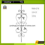 建築錬鉄の柵および装飾用の鉄のゲートの装飾