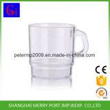 De plástico desechables de taza de café Taza de café de 12 onzas Vajilla con asas