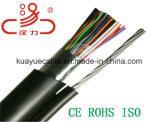 Cable de teléfono del alambre de gota VDSL