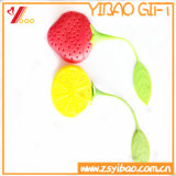 Mini bustina di tè del silicone ecologico su ordinazione caldo di vendita