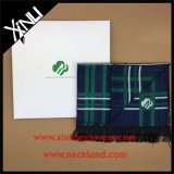 Jacquardwebstuhl gesponnener kundenspezifischer Entwerfer aufgetragener Winter-Schal