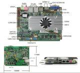 3.5inch eingebettetes Laptop-Motherboard des Motherboard-D2550-3 mit 2*USB2.0 (kompatibles USB1.1) 6*USB2.0, max. aktuelles unterstütztes 5V/1A