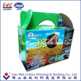 品質をカスタム設計する多彩な段ボール紙ボックスカートンをリサイクルしなさい