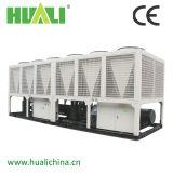 Охлаженный воздухом охладитель теплового насоса источника