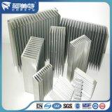 El aluminio del OEM de En/ISO anodiza el disipador de calor de plata para las piezas eléctricas