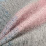 女性の衣服のための70%Polyester 30%のウールの小切手