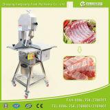 Cortador automático eléctrico del hueso de la carne Fk-310 para el anuncio publicitario