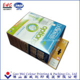 Цветастая коробка подарка бумаги офсетной печати для бумажной коробки