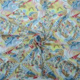 Печатание ткани тканья высокия стандарта изготовленный на заказ (TLD-0085)