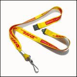 ポリエステルスポーツのための多色刷りの染料の昇華または熱伝達のロゴのカスタム締縄