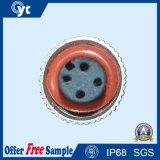 4 Pin-wasserdichtes Verbinder-Kabel für LED-Straßenbeleuchtung