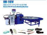Dreh-TPU/PP Einlegesohlen-formenmaschine