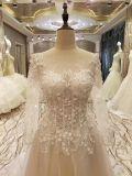 Neue verbindungs-Schlüsselloch-Hochzeits-Kleider der Ankunfts-2017 Mehrfarben