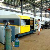 Ferramentas a laser de fibra axial de 3 eixos para corte de folhas de metal (EETO-FLX3015)
