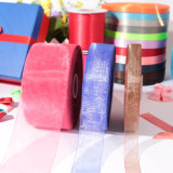 Best Price Chinese Silk Dance Ribbons para Custom Organza Gift Wrapping