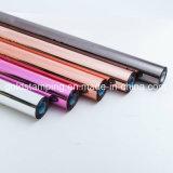 Lámina para gofrar caliente plástica de sellado caliente del papel de cuero del animal doméstico