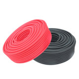 Чернота шланга для подачи воздуха давления PVC промышленная пожаробезопасная высокая (KS-1624GYQG)