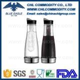 hohe Glaskalte Brew-Kaffeemaschine des Borosilicat-1400ml mit Kernen