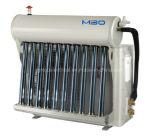 Tipo rachado condicionador de ar da parede solar do uso da casa
