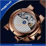 Vigilanza meccanica di nuoto del cronografo automatico della vigilanza di sport