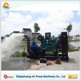 Großer Fluss-doppelte Absaugung-horizontaler Riss-Fall-Dieselwasser-Pumpe