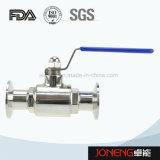스테인리스 높은 순수성 압축 공기를 넣은 양용 공 벨브 (JN-BLV1006)