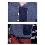 Euramerican Style Men's Casual Hoodie Mrf007