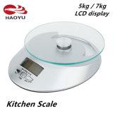 Échelle de cuisine électronique de poche à pesée numérique