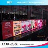 Piccolo schermo di visualizzazione dell'interno del LED dell'affitto P6.25 SMD3528 per la priorità bassa di fase