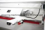 Jsd QC12y 3m de Scherpe Machine van het Roestvrij staal van de Lengte