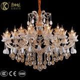 Licht van de Kroonluchter van het Kristal van de Luxe van de Verkoop van de hoge Norm het Hete