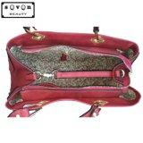 De bruine Handtassen van het Leer van de Vrouwen van de Manier (a-005-8#)