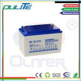 Bateria acidificada ao chumbo funcional de Oliter 80ah 12V