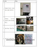 Тип одиночное мотылевое давление Gantry инвертора частоты 160 тонн силы