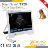 Equipamentos veterinários de ultra-som Tablet Touch Screen Tablet Touchscan20 Vet