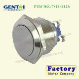 Tipo liso interruptor do parafuso da alta qualidade do metal
