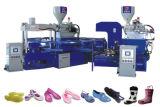 Vゼリーの靴を作るための形のタイプ機械