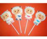 Конфета Lollipop проскурняка формы шаржа