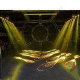 Kleur die van het Stadium van de Disco van DJ RGB Volledige 4W HoofdLaser beweegt