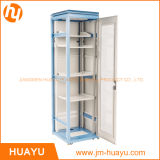 "Floor Stand 19 ""42u 800X1000 Server Rack Cabinet Porta de vidro"