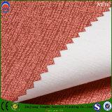 Tela impermeável tecida do escurecimento do revestimento do franco da tela do poliéster da tela para a cortina e a tampa da cadeira