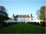 6X6m Festzelt-Ereignis-Partei-Pagode-Zelt für Verbindungs-Zeremonie