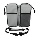 Enriquecer doblado bolsa de viaje portátil de bebé, bebé fuera de la puerta Carry Cot bolsa