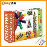 Brinquedo magnético do edifício do brinquedo da construção do brinquedo de Smartmax das crianças